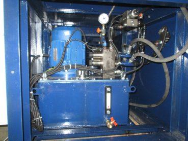 Стенд для разборки электродвигателей вид 2