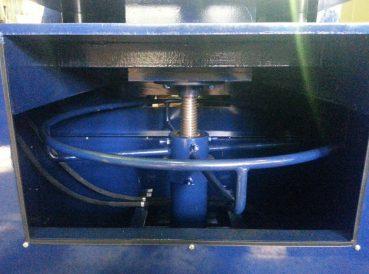 Стенд для разборки электродвигателей вид 3