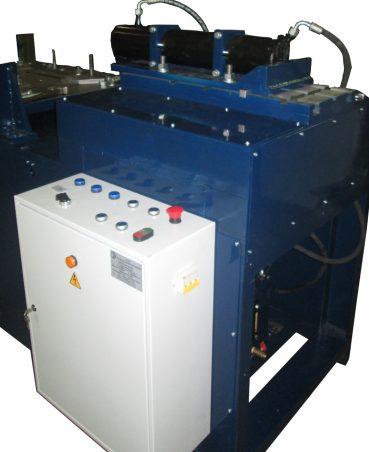 Пульт управления стендом для разборки электродвигателей