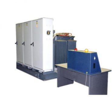 Стенд для испытания статоров электрических машин