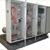 Стенд для испытания асинхронных электродвигателей мощностью до 100 кВт РИФЖ 441249.002