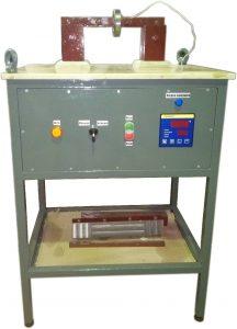 Установка индукционного нагрева подшипников