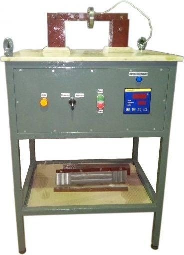 Установка для индукционного нагрева подшипников