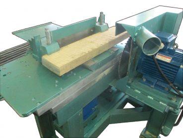 Полуавтомат для изготовления пазовых клиньев