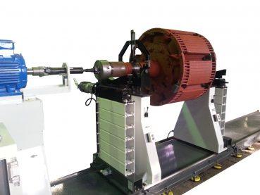 Балансировочный станок МБ-8000