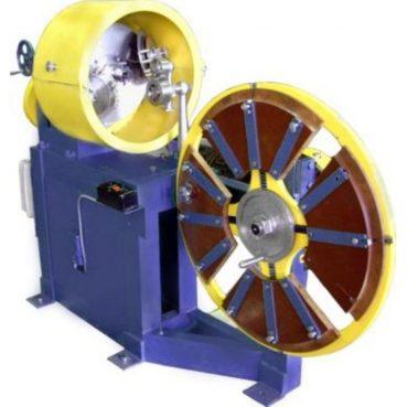 Станок для намотки круговых заготовок секций обмоток статоров