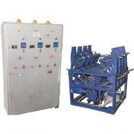 Пресс для опрессовки и выпечки изоляций секций обмоток статоров