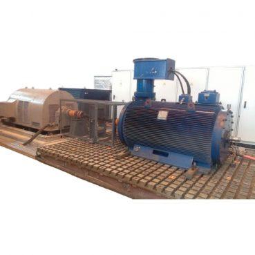 Станция испытательная электромашин переменного тока от 100 до 1000 кВт