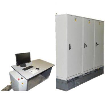 Стенд для испытания синхронных машин и машин постоянного тока до 100 кВт