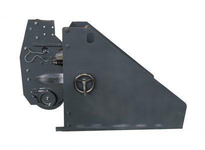 Устройство для натяжения стеклоленты при наложении бандажа РИФЖ442218.001 вид сбоку