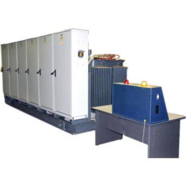Стенд для испытания силовых трансформаторов 1-2 габаритов