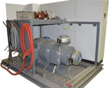 Изготовлен стенд для испытания асинхронных электродвигателей
