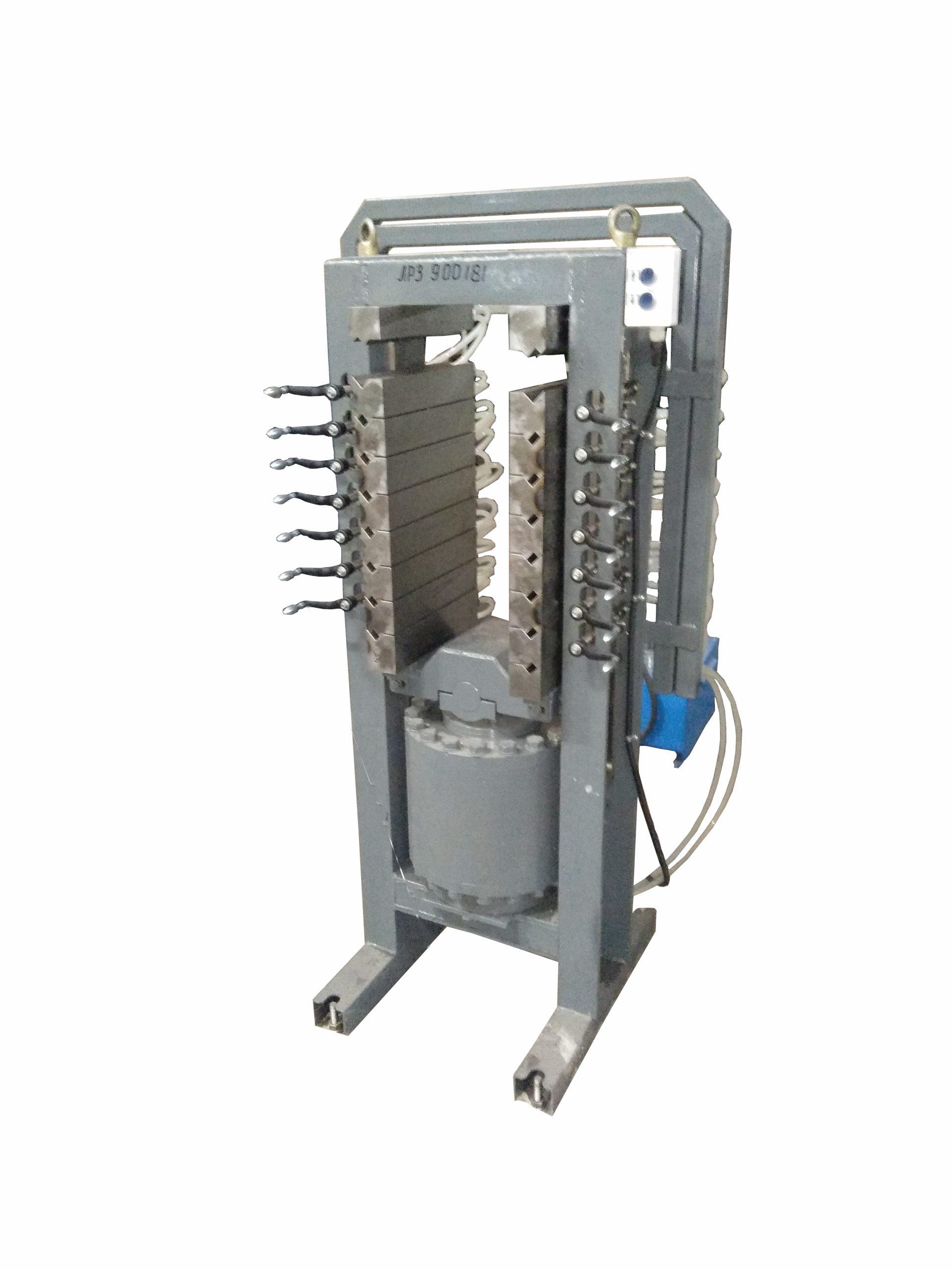 Пресс многоуровневый для опрессовки якорных катушек после пропитки РИФЖ 043261.004