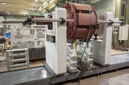 Балансировочный станок для роторов МБ-12000 РИФЖ 041863.005