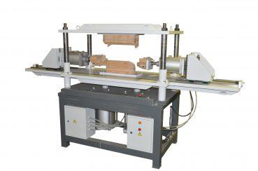 Пресс пневматический для формовки секций электродвигателей РИФЖ 043149.010