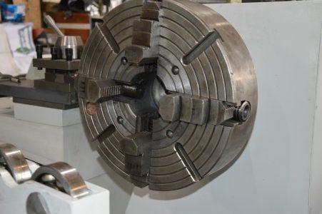Бабка станка для ремонта роторов