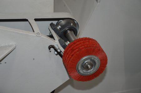 Щетка станка для ремонта роторов