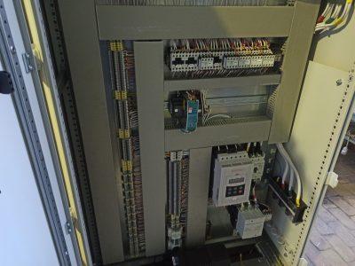 Шкаф автоматики вакуумной пропитки