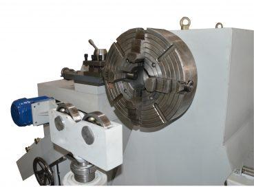 Патрон станка для ремонта роторов