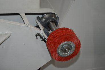 Щетка станка для ремонта фазных роторов и якорей