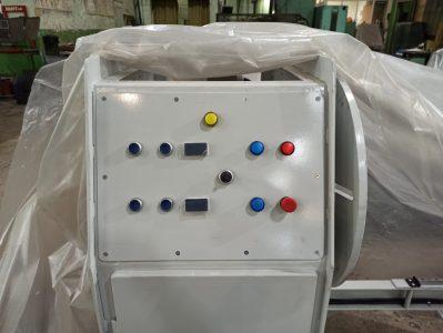 Панель управления намоточного станка