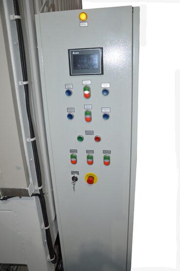 Шкаф управления установки мойки