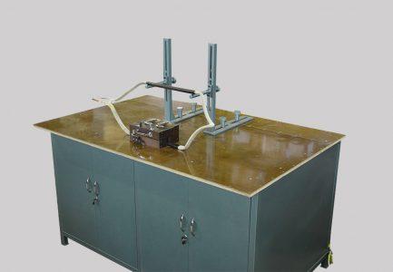 Изготовлен стенд для испытания секций обмоток электрических машин